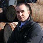 Gavin McLachlan, Springbank's Distillery Manager