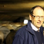 Bobby Anderson, Speyburn Distillery Manager