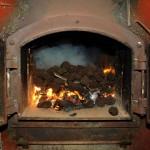 Kiln burning