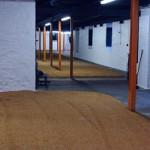Malt floor